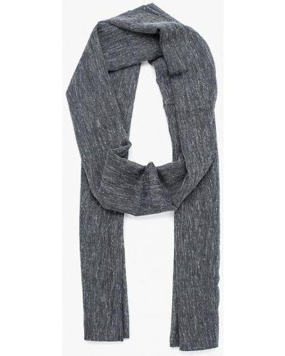 Синий шарф S.oliver