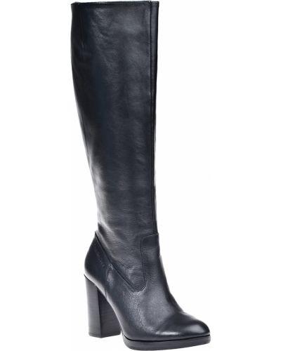 Черные сапоги Calvin Klein Jeans
