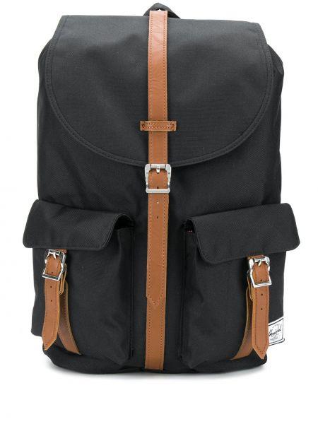 Рюкзак черный с завязками Herschel Supply Co.