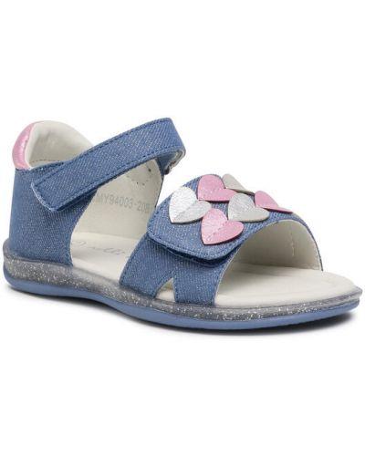 Niebieskie sandały Nelli Blu