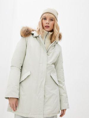Утепленная куртка - бежевая Canadian