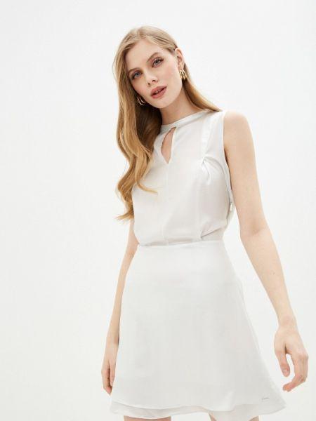 Повседневное платье весеннее Armani Exchange