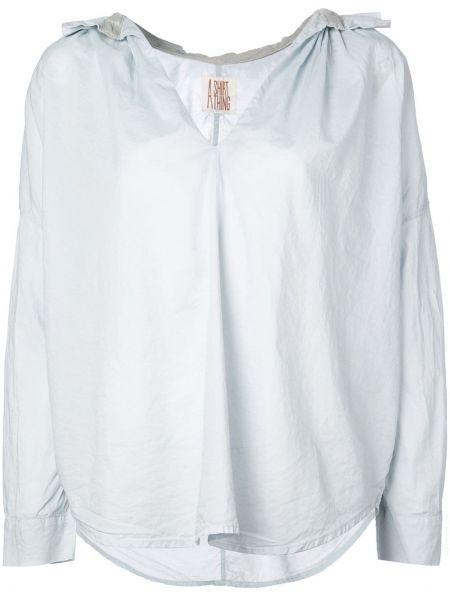 Топ с оборками A Shirt Thing