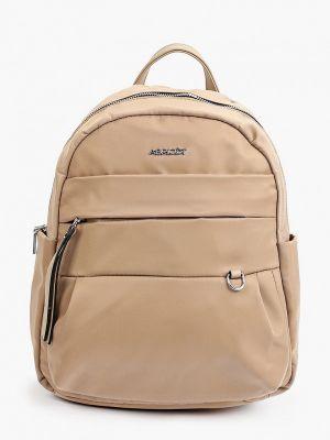 Бежевый городской рюкзак Abricot