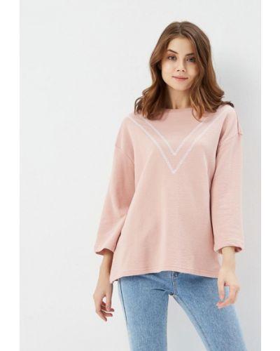 Толстовка розовый H:connect