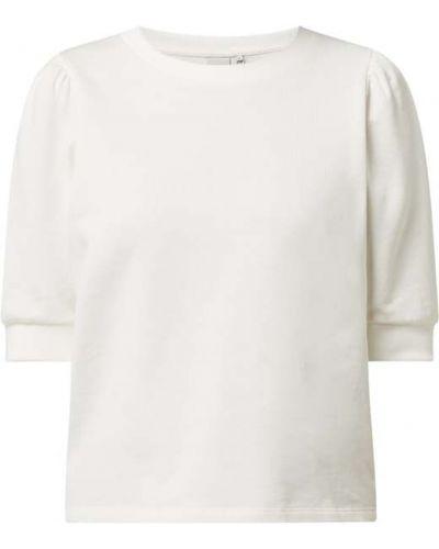 Biała bluza bawełniana Ichi