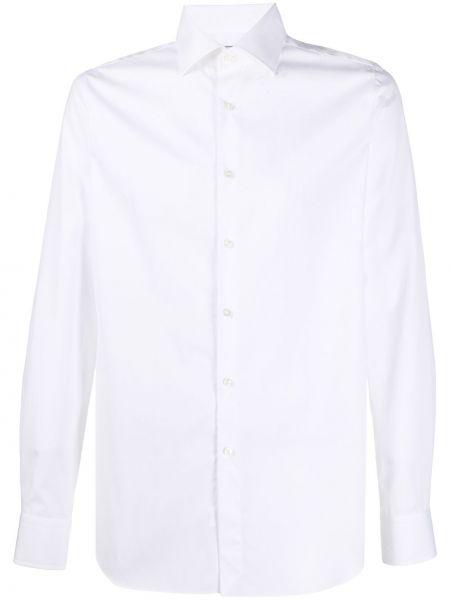 Koszula z długim rękawem prosto długa Xacus
