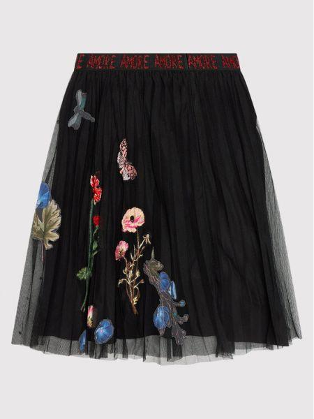 Spódnica - czarna Desigual