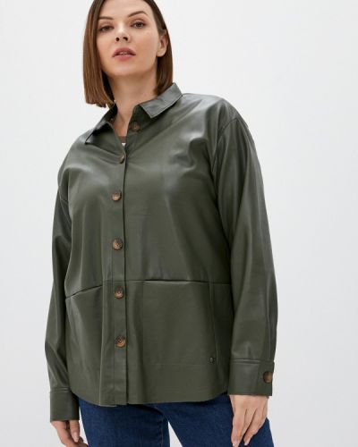 Рубашка - зеленая Betty And Co