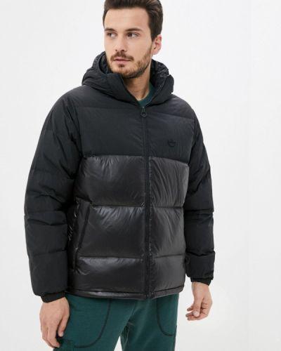 Черная куртка Adidas Originals