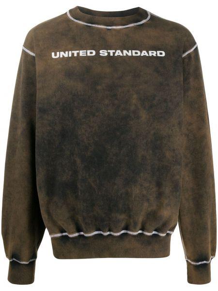 Черный свитер United Standard