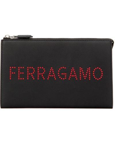 Kopertówka - czarna Salvatore Ferragamo