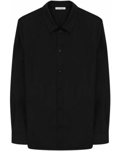 Рубашка черная Dolce & Gabbana