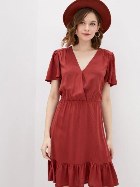 Платье с запахом красный Ovs