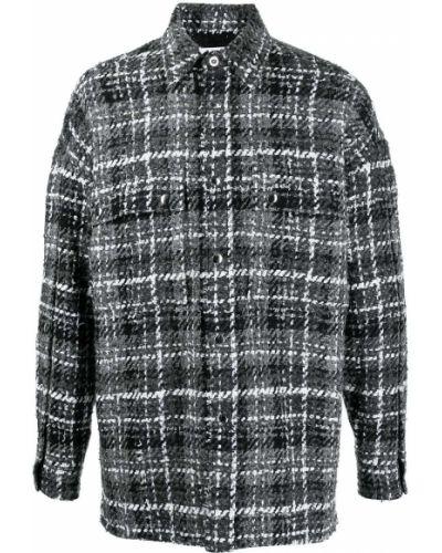 Шерстяной пиджак - серый Faith Connexion