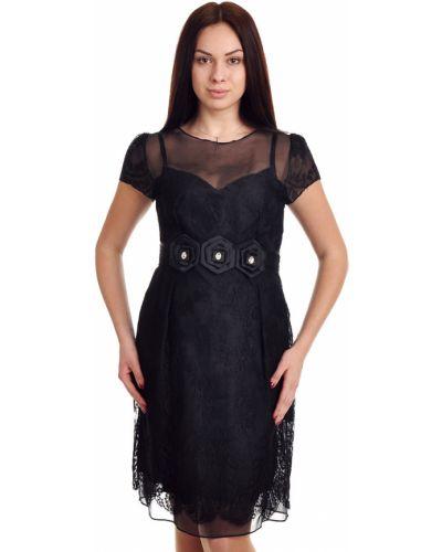 Платье шелковое из вискозы Dolce & Gabbana