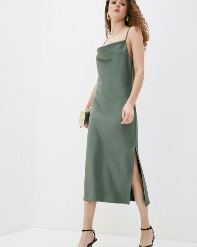 Зеленое платье Imocean