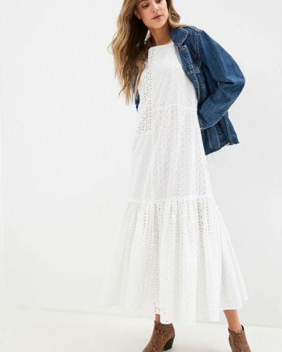 Платье - белое Warehouse