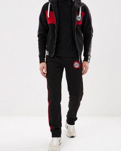 Спортивный костюм черный Jam8