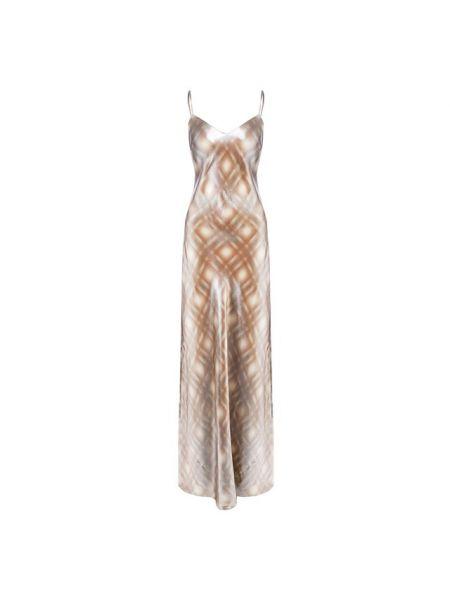 Платье шелковое из вискозы Ralph Lauren