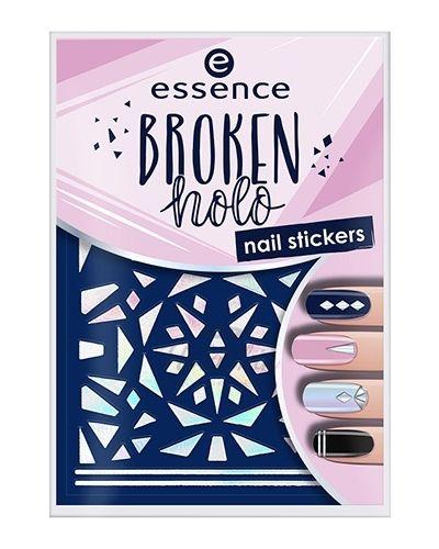 Наклейка для ногтей Essence
