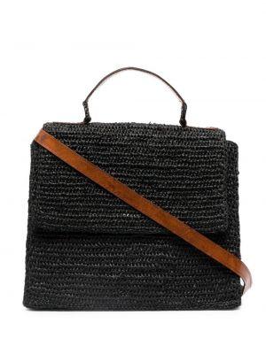 Czarna torebka skórzana Ibeliv