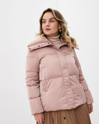 Розовая куртка Seventy