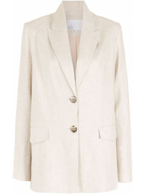 Прямой классический пиджак на пуговицах с подкладкой Nk