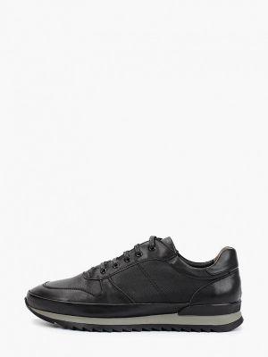 Черные зимние кроссовки Mascotte