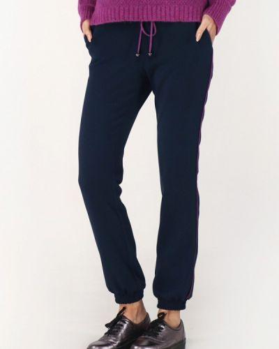 Спортивные брюки синие Anushka By Anna Pavlova