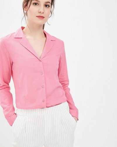 Розовая блузка Ichi