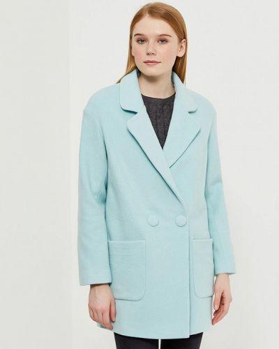 Бирюзовое пальто Grand Style