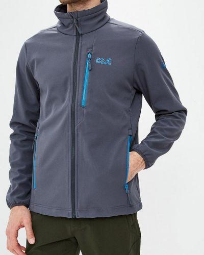 Спортивная куртка осенняя легкая Jack Wolfskin