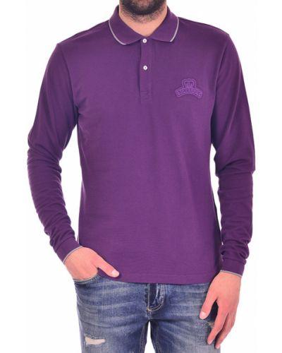 Поло фиолетовый Gf Ferre
