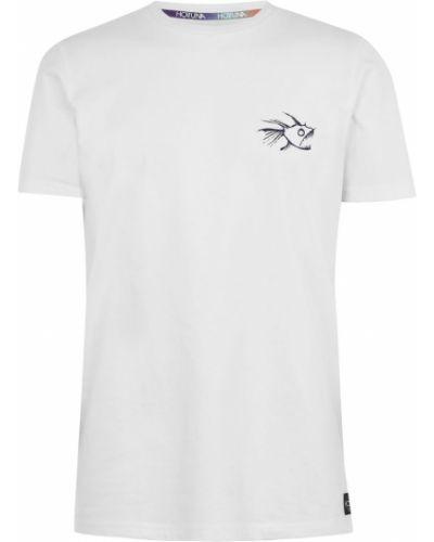 Koszula krótki rękaw z printem Hot Tuna
