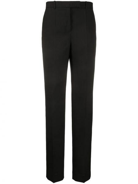 Spodnie z kieszeniami wełniane Givenchy