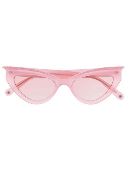 Różowe okulary Philipp Plein