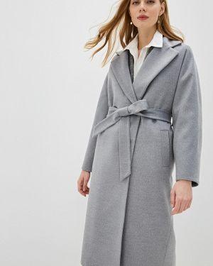 Пальто серое пальто Doroteya