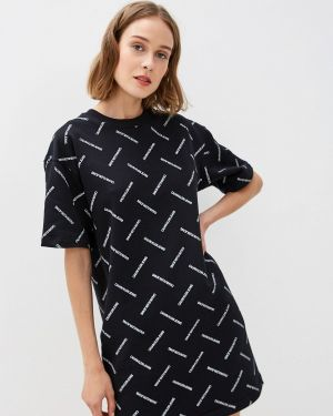 Джинсовое платье футболка Calvin Klein Jeans