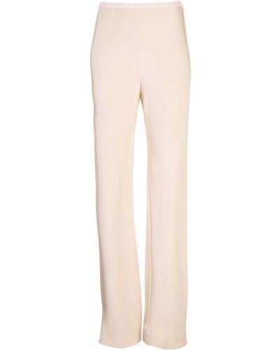 Расклешенные брюки с поясом Peter Cohen