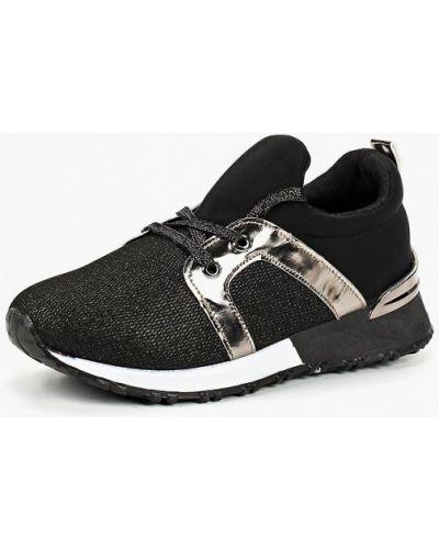 Черные кроссовки низкие Saivvila