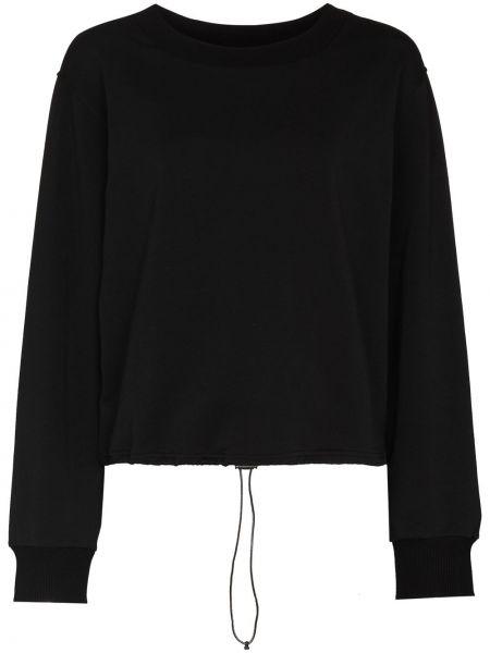 Czarna bluza bawełniana Varley