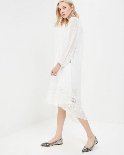 Белое платье Glamorous