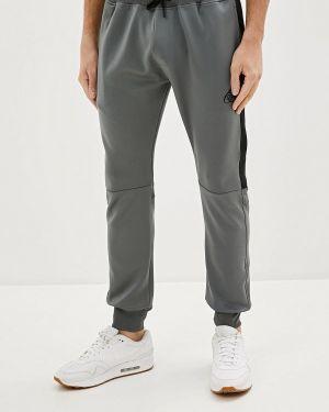 Спортивные брюки серые Dissident