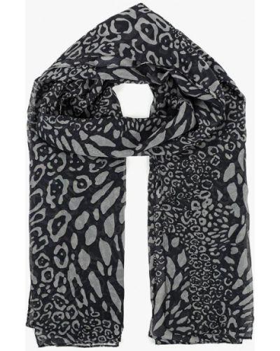 Черный шарф осенний Carpisa