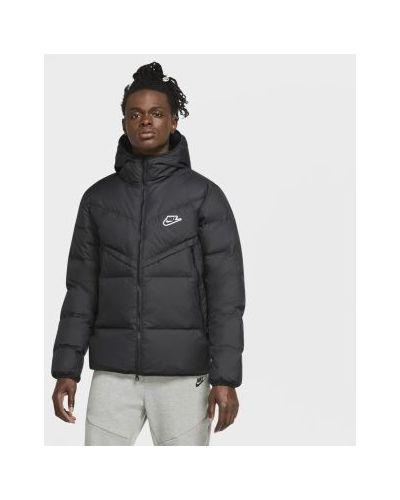 Теплая пуховая куртка на молнии Nike