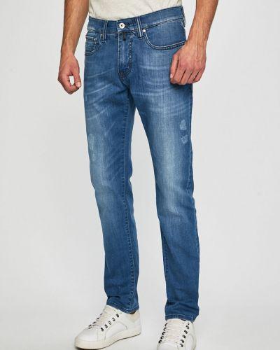 Прямые джинсы с карманами синий Pierre Cardin