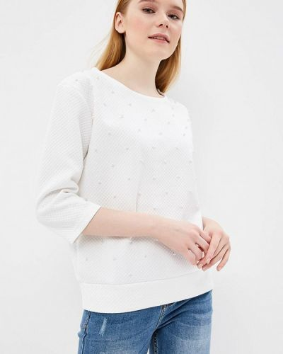 Белый свитшот Baon