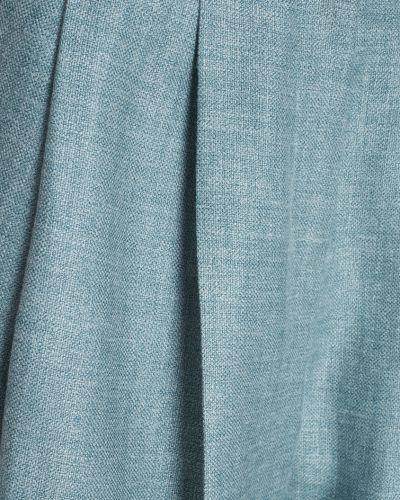 Шерстяные брюки - голубые Alena Akhmadullina