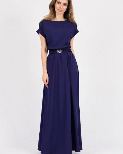 Платье макси весеннее Olivegrey